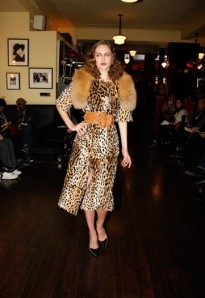 zac posen pre-fall collection, courtesy WWD