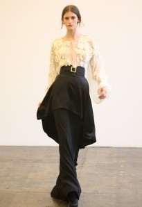 isaac mizrahi pre-fall, courtesy of WWD